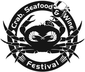 Crab Fest logo - no date - B&W