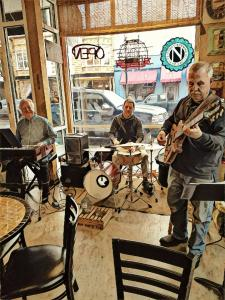 Jonathan Smith Trio 2